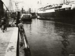 Dordrecht op de werf in Vlissingen