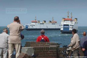 11 juni 2004 is het zover: het einde van het PSD-tijdperk in Zeeland. De laatste voormalige PSD-schepen vertrekken naar Italië.