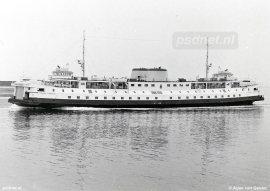 In 1978 komt de Margriet tijdens dichte mist in aanvaring, waarna een metersgroot gat ontstaat boven de waterlijn. Omdat het ontzettend druk was die dag, werd besloten de veerboot pas 's nachts gerepareerd.