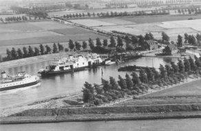 Oude haven van Perkpolder
