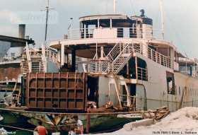 Sloop voormalige PSD-boot Hendrik