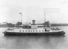 Proefvaart in 1932