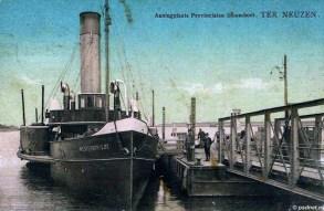 Raderboot Westerschelde in Terneuzen