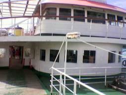 SMS Kartanegara - Stuurhuis in 2006