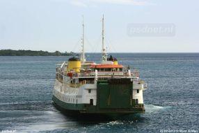 SMS Kartanegara - Passage in 2013 (3)