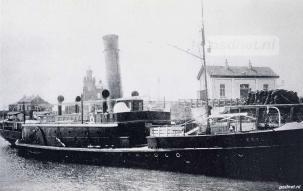 Stoomboot Zeeland