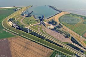 Verlaten Perkpolderhaven in 2007