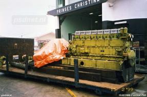 Vervangen van de generator
