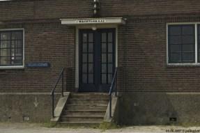 Detail PSD-kantoor Hoedekenskerke