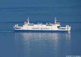 De Tremestieri is de voormalige Nederlandse veerboot Koningin Beatrix, gebouwd in 1993 in Vlissingen.