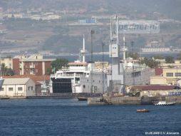 Ladies Matacena in droogdok Messina