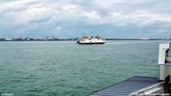 De zusterschepen Koningin Beatrix en Prins Johan Friso zijn beide in Vlissingen gebouwd bij de Koninklijke Schelde Groep.