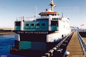 15 maart 2003: Alexander in fuik van Perkpolder
