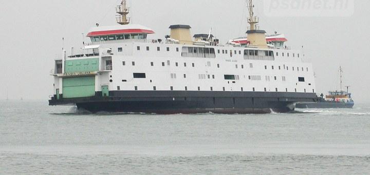 'Fast Ferry' Prinses Juliana (6)