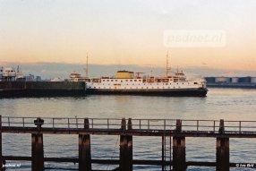 De Margriet in de haven van Vlissingen. Foto: © Ivo Bril