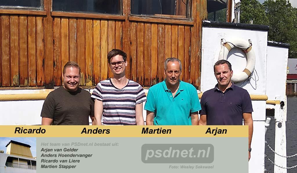Teamleden PSDnet.nl