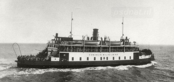 motor-veerboot