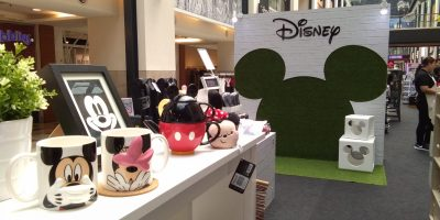 Disney Zakka Pop Up Store