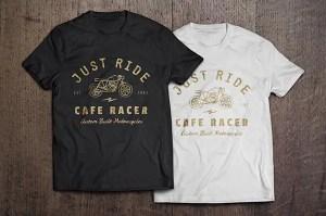 Free T Shirt MockUp PSD