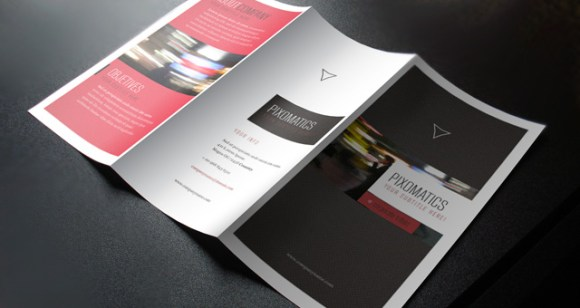 Print Ready Brochure Templates Free PSD InDesign AI Download - Tri fold brochure photoshop template