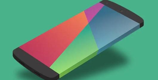 Nexus  Mockup Template