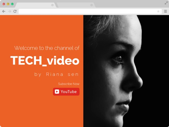 Youtuber - Youtube Marketer Responsive HTML5 Template