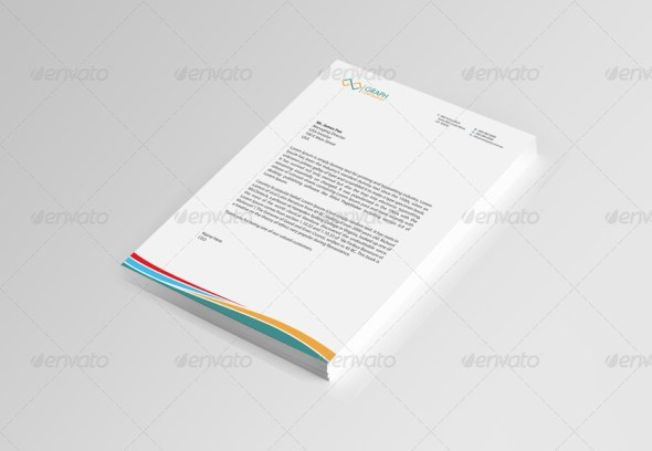 Corporate Letterhead Templates