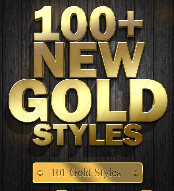 100+ New Gold Styles