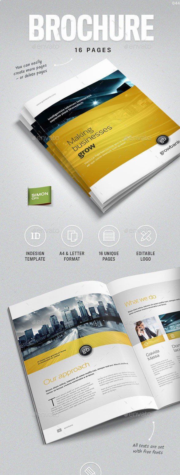 Business Brochure Vol. 8