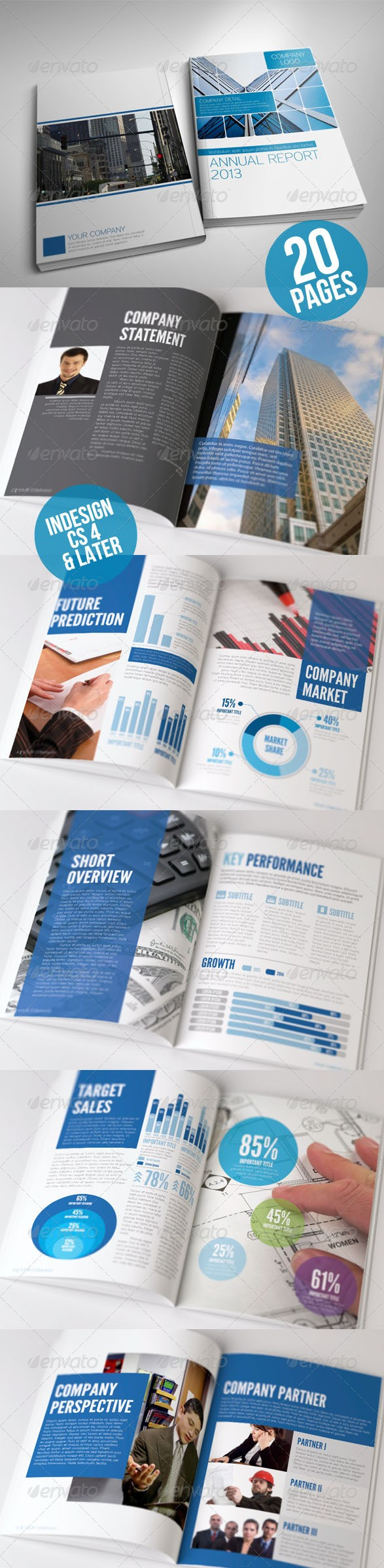 Clean and Modern Company Annual Report