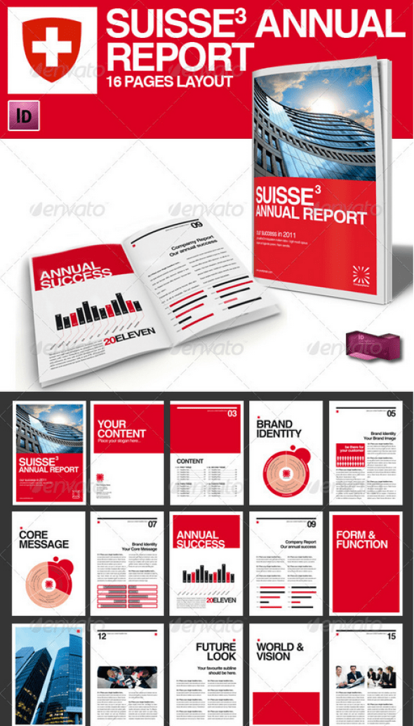 Swiss Style Annual Report