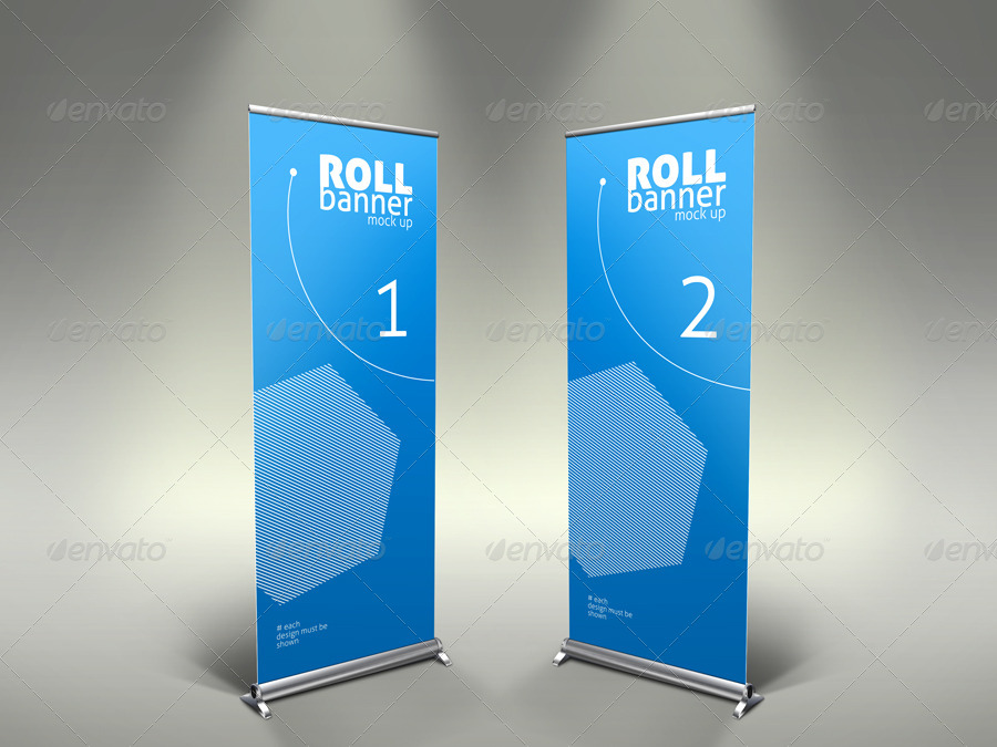 20 psd roll up