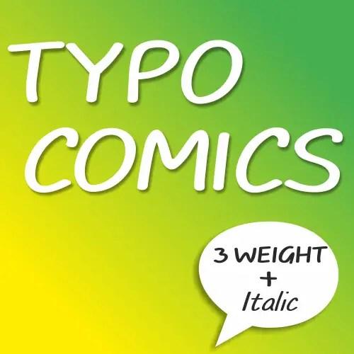 Typo Comics