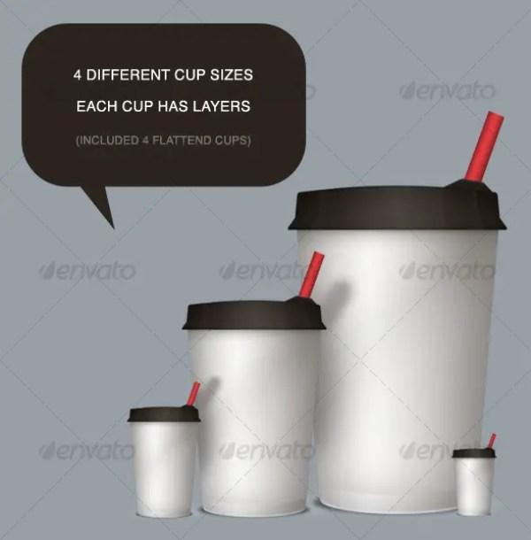 Coffee Cups Mockups