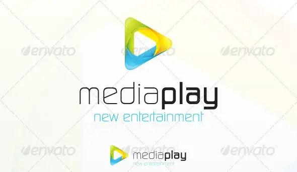 Media Play Logo