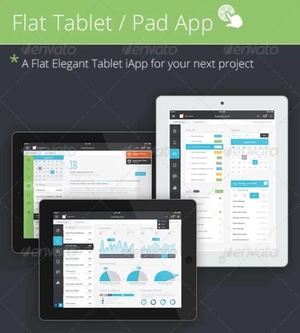Tablet App & Mobile Dashboard
