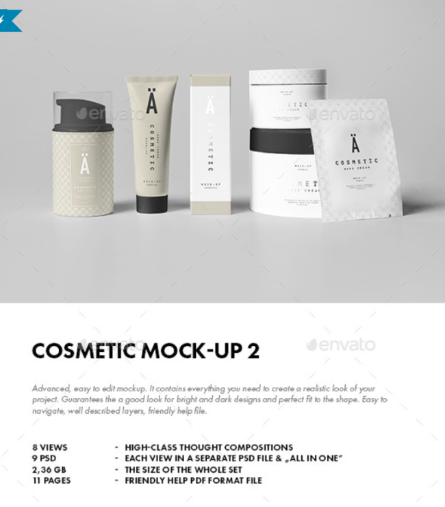 Cosmetic Mockup 2