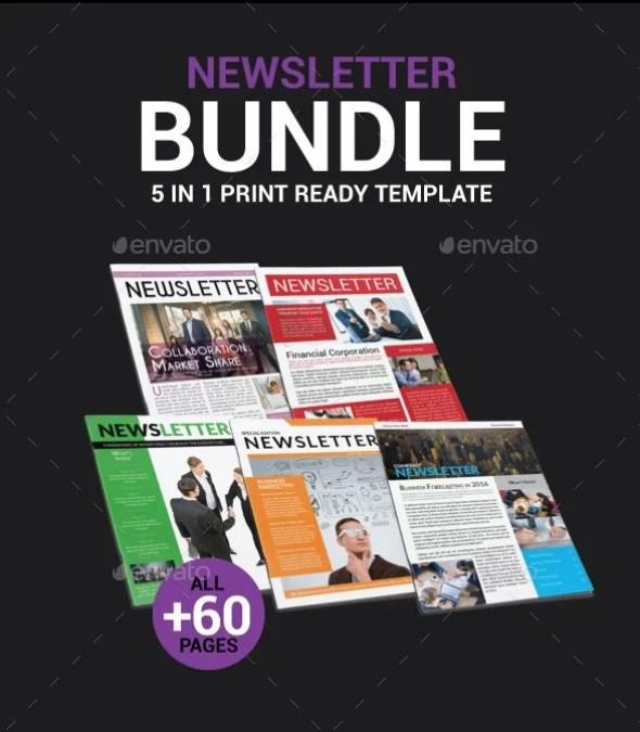 Newsletter Bundle 01