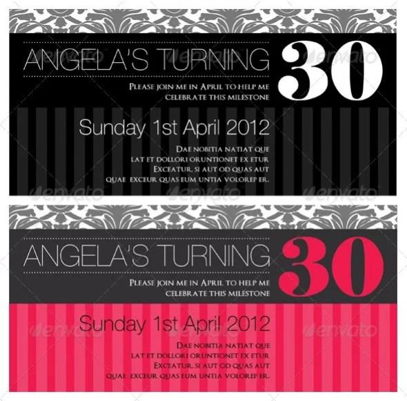 32 best birthday invitation templates psd download psdtemplatesblog elegant birthday invitation filmwisefo