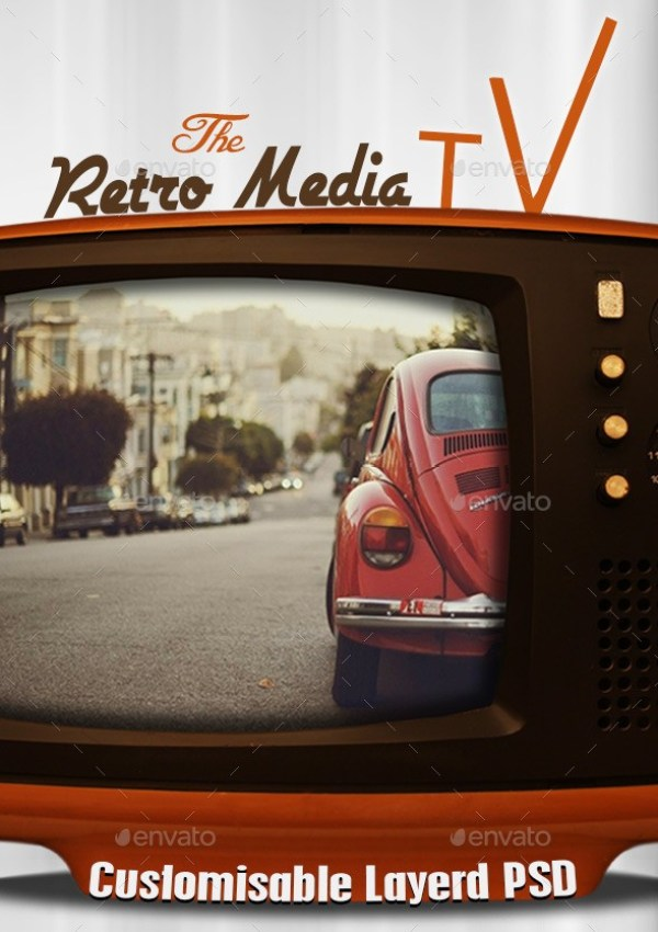 The Retro Media TV