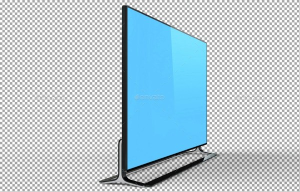 ULTRA HD SMART TV 65 inch 65LA970V Mock Up