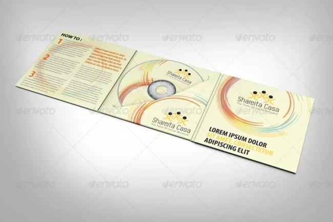 CD Sleeve Mockup V1