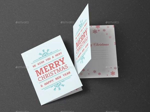 Greeting Card and Invitation Mockup Vol. 2