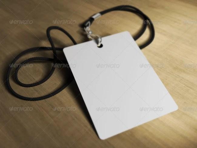 Multipurpose Hanging Card Mockups