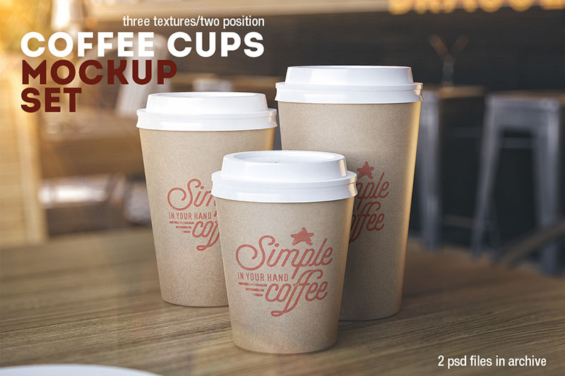 28+ Awesome PSD Coffee Cup Mockup Free Download ...