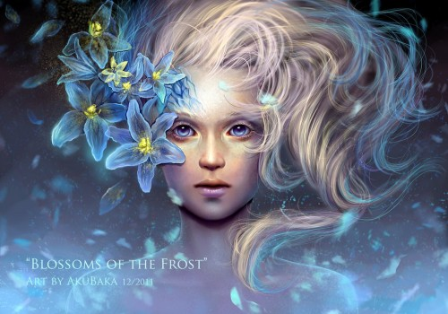 blossoms of the frost by akubaka d4juiin 500x350 Imagination Unleashed: Best of PSD Vault DeviantART Group – Vol. 21
