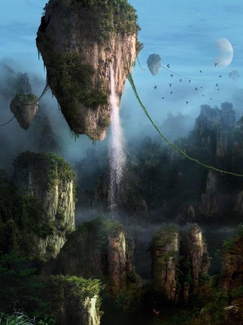 hallelujah mountains by samuel nordius d4bq3vt 500x668 Imagination Unleashed: Best of PSD Vault DeviantART Group – Vol. 21