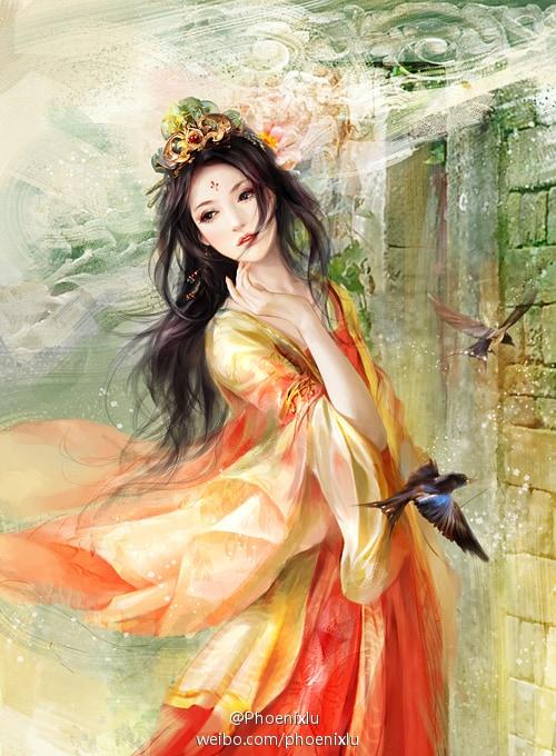 spring by phoenixlu d4p1ghx Imagination Unleashed: Best of PSD Vault DeviantART Group – Vol. 25