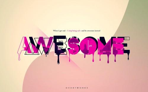 awesome by dvartworks d36xdu2 500x312 Imagination Unleashed: Best of PSD Vault DeviantART Group – Vol. 28