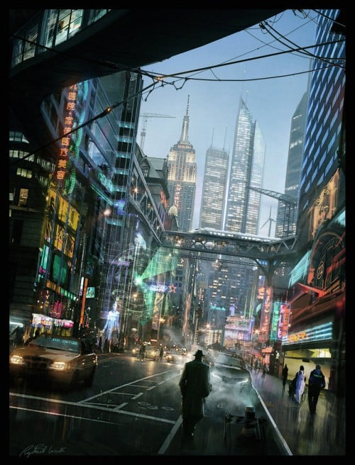 nyc 2025 by raphael lacoste d4vozh0 500x656 Imagination Unleashed: Best of PSD Vault DeviantART Group – Vol. 28